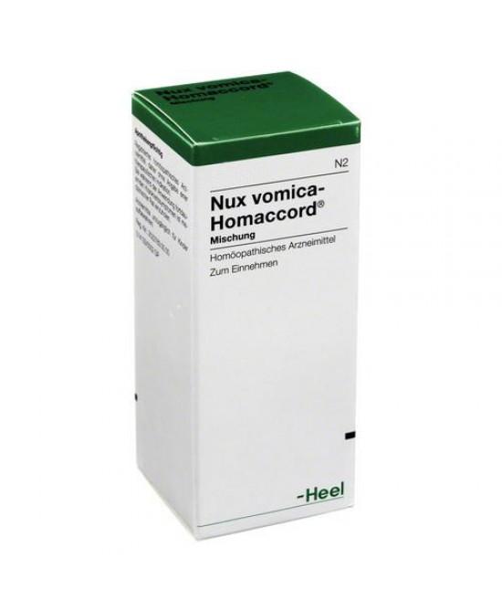 Heel Nux Vomica-Homaccord Gocce 30ml - Farmastar.it