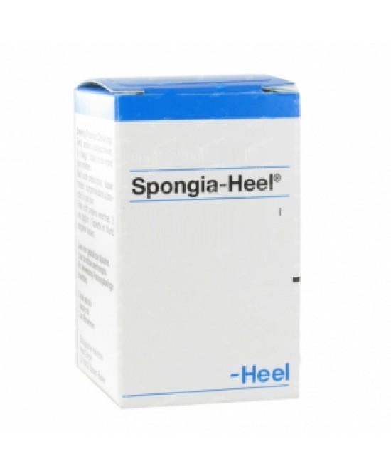 Heel Spongia Forte Gocce 30ml - Farmawing