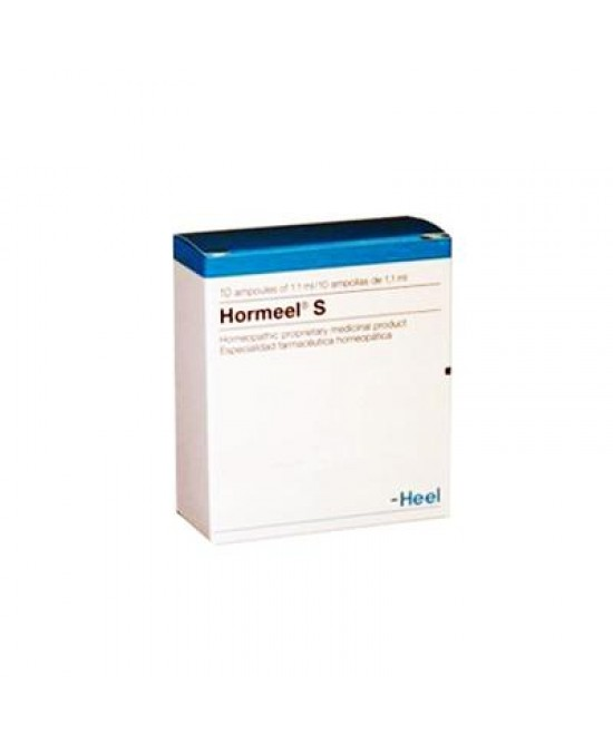 Heel Hormeel Medicicnale Omeopatico 10 Fiale Da 1,1ml - Farmawing