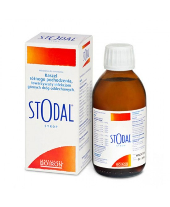 Boiron Stodal Sciroppo 200ml - farma-store.it