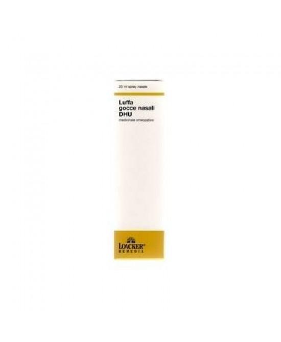 Laocker Remedia Luffa Spray Nasale Dhu 20ml - La tua farmacia online