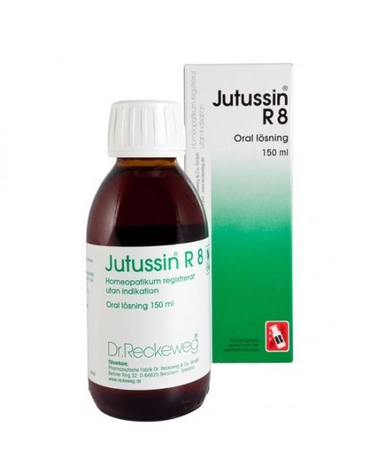 Dr.Reckeweg Jutussin R8 Sciroppo 150ml - Farmacia 33