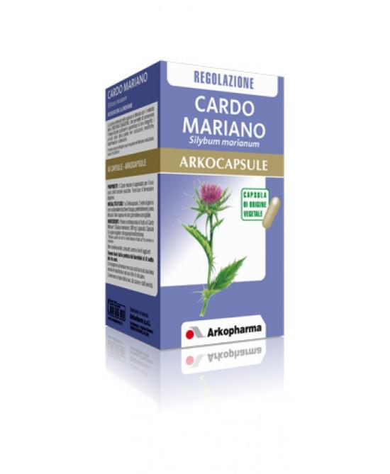 Arkocapsule Cardo Mariano Integratore Alimentare 45 Capsule - La tua farmacia online