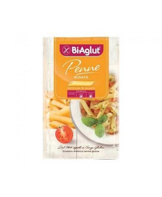 Biaglut Pasta Classica Corta Senza Glutine Penne Rigate 500g - Zfarmacia
