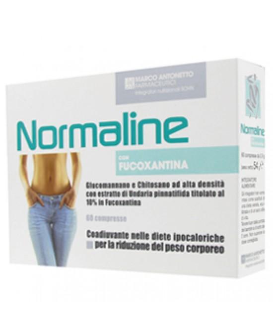 NormaLine Erbe con Fucoxantina - Zfarmacia