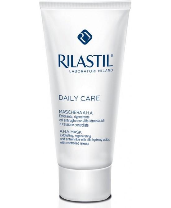 Rilastil Daily Care Maschera Rigenerante agli Idrossiacidi A.H.A. 50 ml - La tua farmacia online