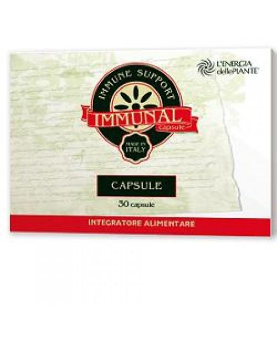 Immunal Integratore Alimentare 30 Capsule - FARMAEMPORIO