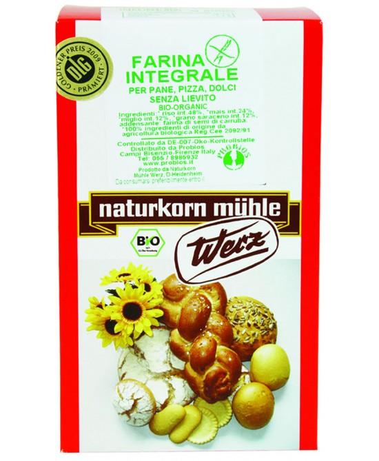 Werz Mix Farine Integrali 4crl - FARMAEMPORIO