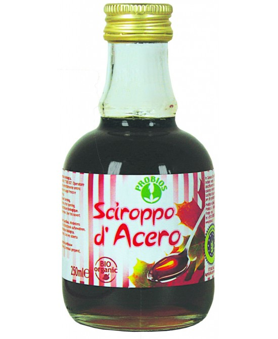 Probios Succo Di Acero Canadese Biologico 250ml - Farmastar.it