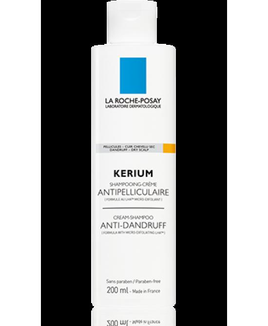 Kerium Shampoo Antiforfora Capelli Secchi 200 ml - Farmalilla
