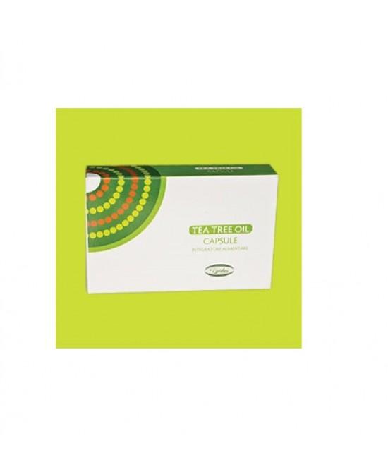 Tea Tree Oil 40cps - La tua farmacia online