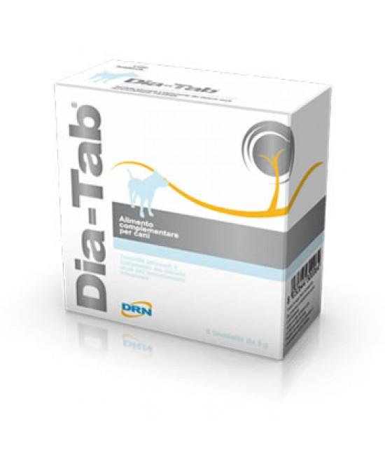 Drn Dia-Tab Trattamento Diarrea Cane 6 Tavolette - Farmacento