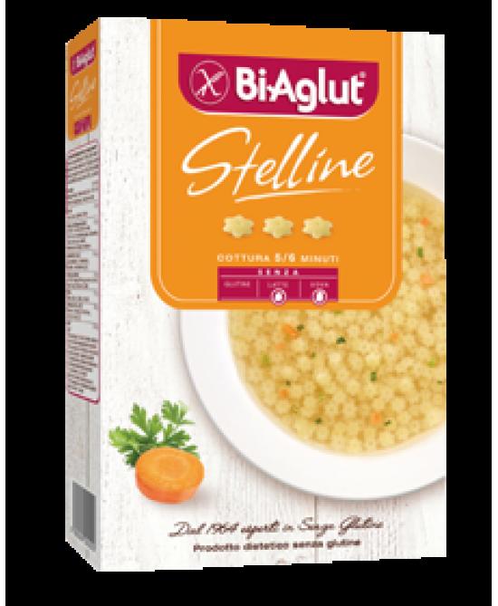 Biaglut Pasta Classica Pastina Senza Glutine Stelline 250g - La tua farmacia online