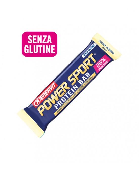 Enervit Power Sport Protein Bar Vaniglia-Yogurt Barretta Proteica 40g - Farmastar.it