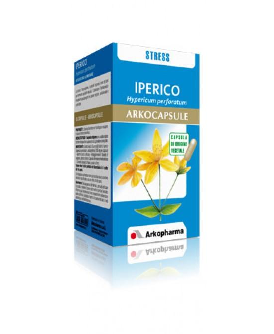 Arkopharma Iperico Arkocapsule Integratore Alimentare 45 Capsule - La tua farmacia online