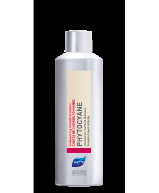 Phyto Phytocyane Shampoo Ridensificante Donna 200ml - Farmacia 33