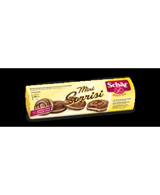 Schar Mini Sorrisi Biscotti Al Cacao Senza Glutine 100g - FARMAPRIME