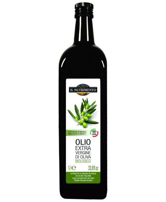 Il Nutrimento Olio Extravergine Di Oliva Calabrese Biologico 1lt - FARMAEMPORIO