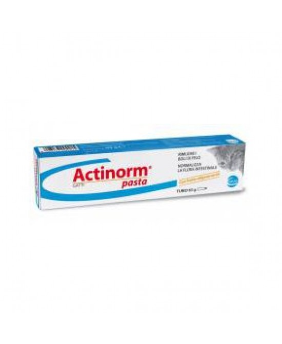 Ceva Actinorm Pasta Gatti 65gr - Farmacento
