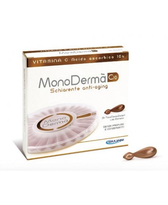 Monodermà C10 Schiarente Anti-Aging 28 Capsule Vegetali - La tua farmacia online