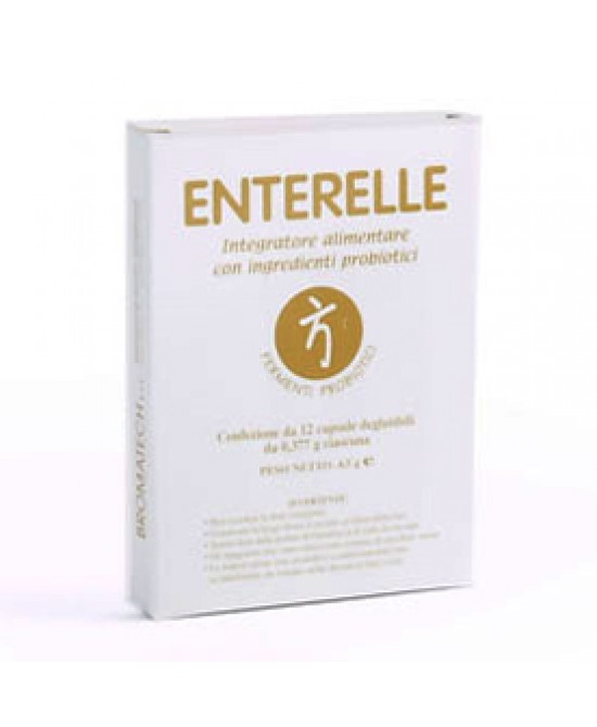 Enterelle 12cps - Farmawing