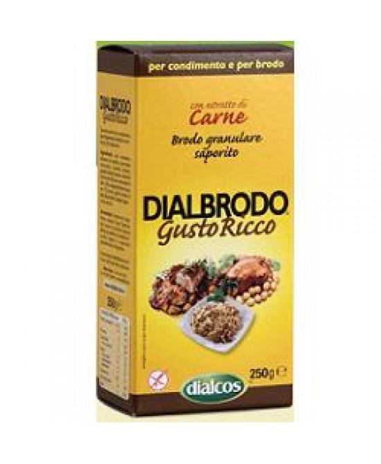 Dialbrodo Gusto Ricco 250g - Farmastar.it