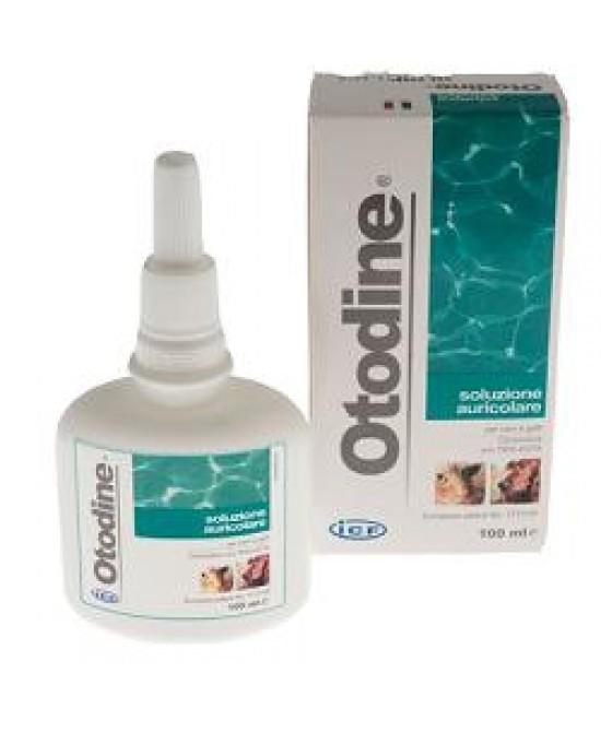 Otodine Detergente Liquido 50ml - farma-store.it
