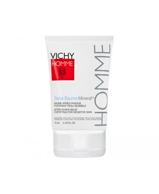 Vichy Homme Sensi-Baume Mineral Ca - Zfarmacia