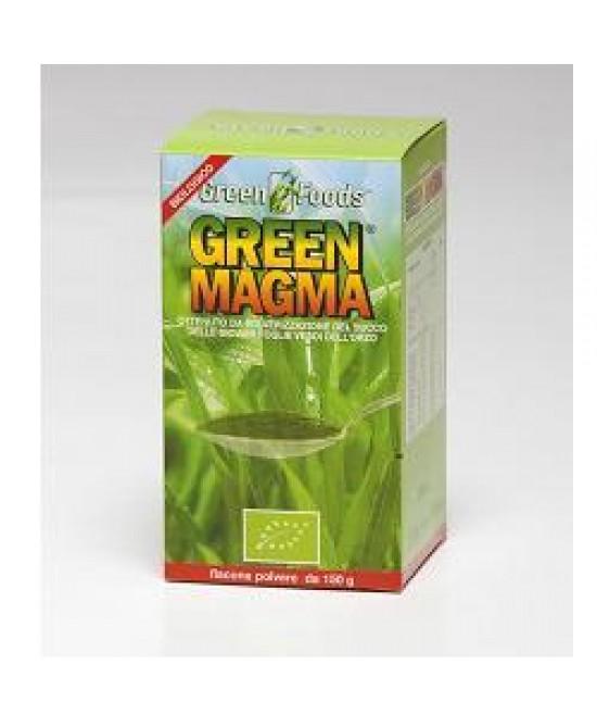 Green Magma Polvere 150g - Zfarmacia