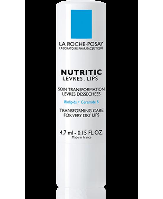 La Roche-Posay Nutritic Labbra Stick 4,7ml - Farmastar.it