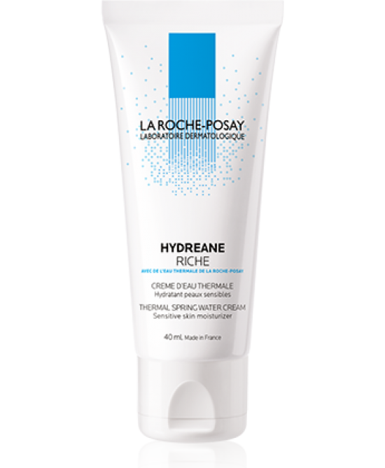 La Roche-Posay Hydreane Riche Crema Idratante 40ml - Zfarmacia