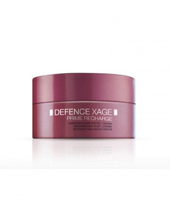 BioNike Defence Xage Prime Recharge Crema Ridensificante Notte 50ml - Farmapc.it