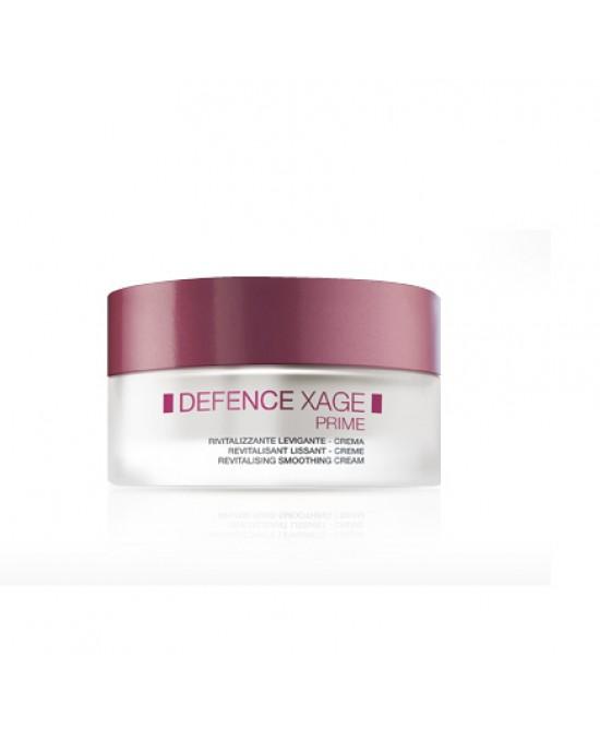 BioNike Defence Xage Prime Crema Rivitalizzante Levigante 50ml - Farmacia 33