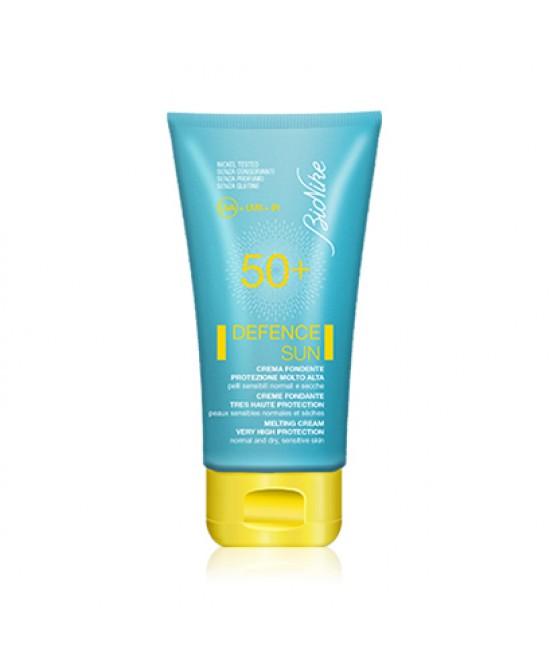 BioNike Defence Sun Crema Fondente Spf50+ 50ml - Farmacia 33