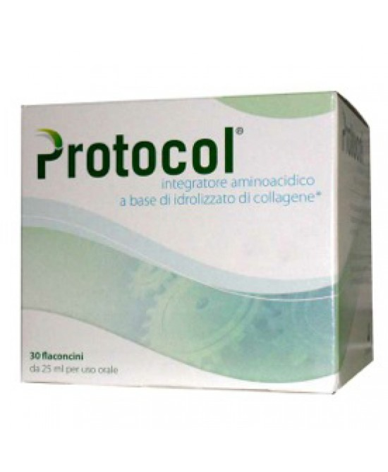 Protocol Integrat 30flnix25ml - Parafarmaciabenessere.it