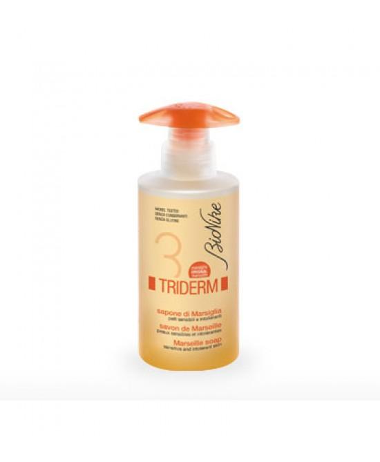 BioNike Triderm Sapone Di Marsiglia Liquido 250ml - farma-store.it