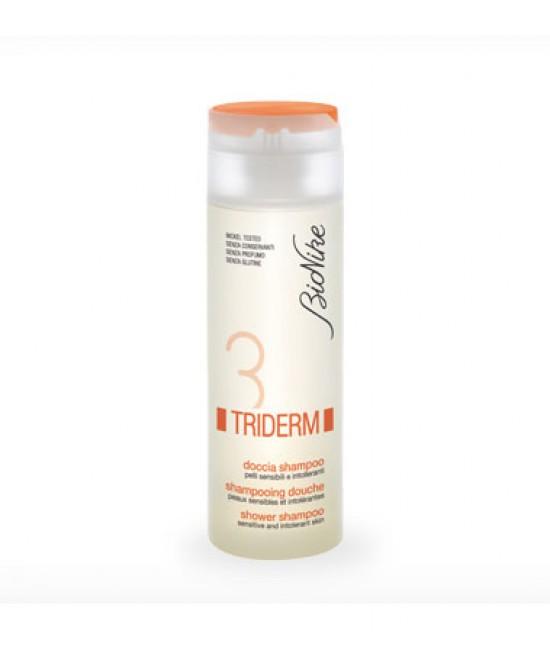 BioNike Triderm Doccia Shampoo Dermoprotettivo 400ml - Farmacento