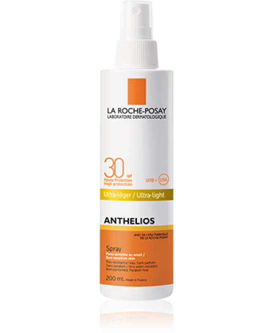 La Roche-Posay Anthelios  Spf30 Spray 200ml - FARMAEMPORIO