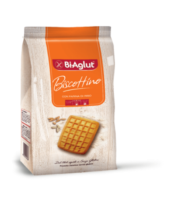 Biaglut Biscottini Senza Glutine 200g - La tua farmacia online