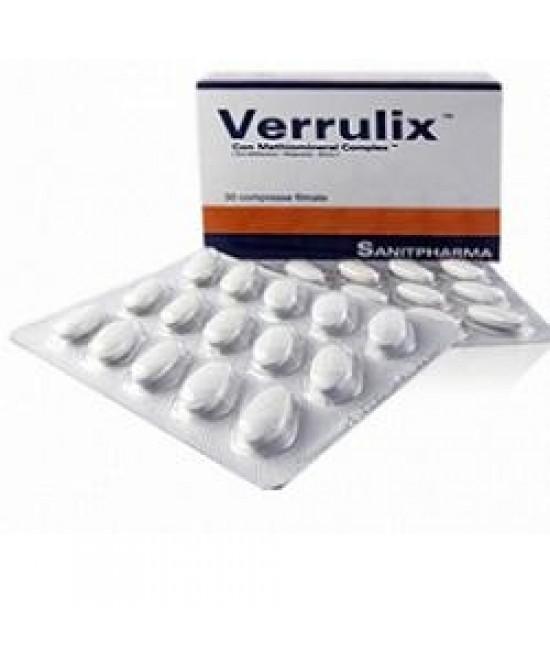 Verrulix 30cpr - Farmacento