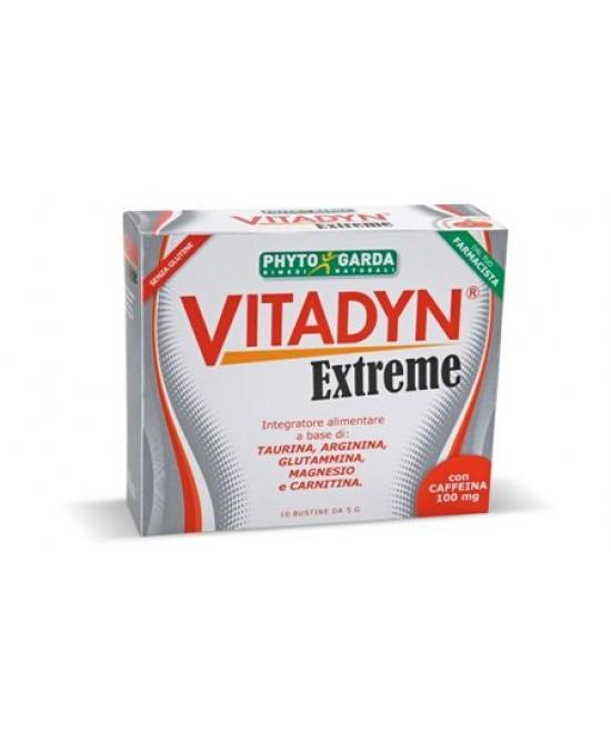 Phyto Garda Vitadyn Extreme Integratore Alimentare 10 Bustine - Parafarmaciabenessere.it