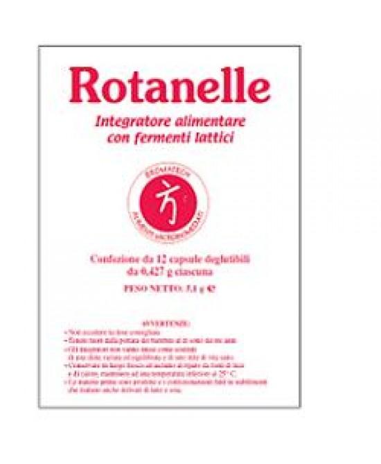 Rotanelle 12cps - Farmacento