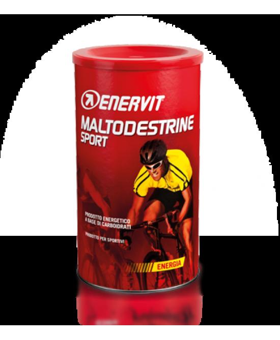 Enervit Maltodestrine Sport Integratore Alimentare 450g - Farmacia 33