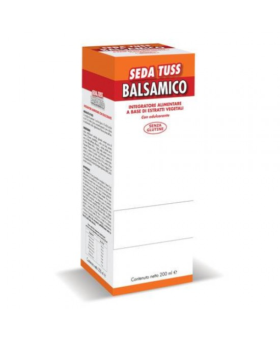 Phyto Garda Seda Tuss Balsamico Integratore Alimentare 200ml - Farmacento
