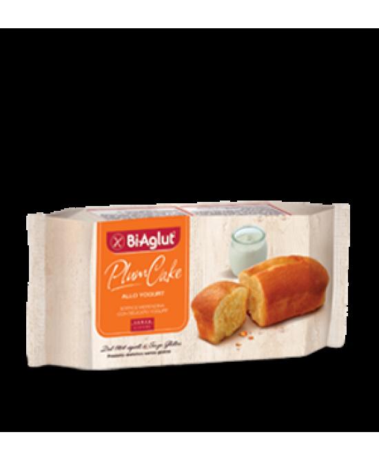 Biaglut Plumcake Allo Yogurt Senza Glutine 180g - Zfarmacia