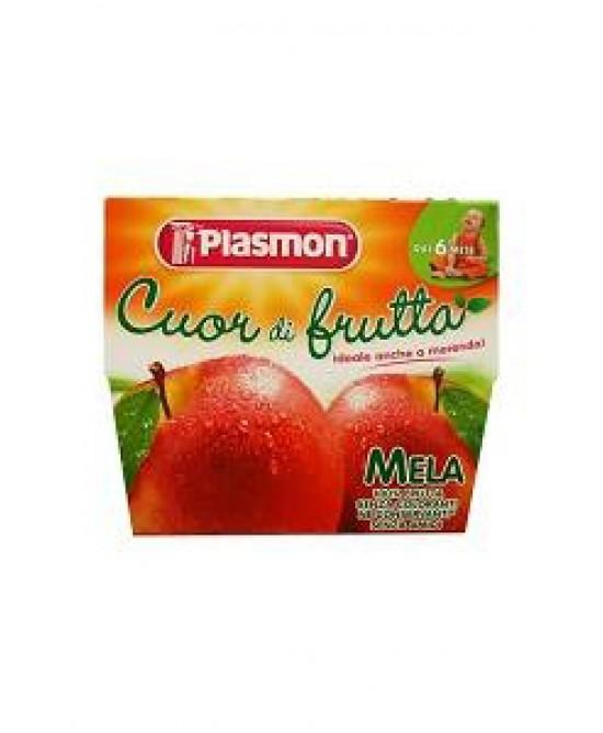 Plasmon Cuor Di Frutta Mela 100g - Farmacia 33