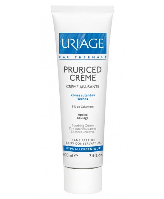 Uriage Pruriced Crème Crema Lenitiva Anti-Prurito Per Cute Aggredita Ed Irritata Tubo 100ml - Farmacento