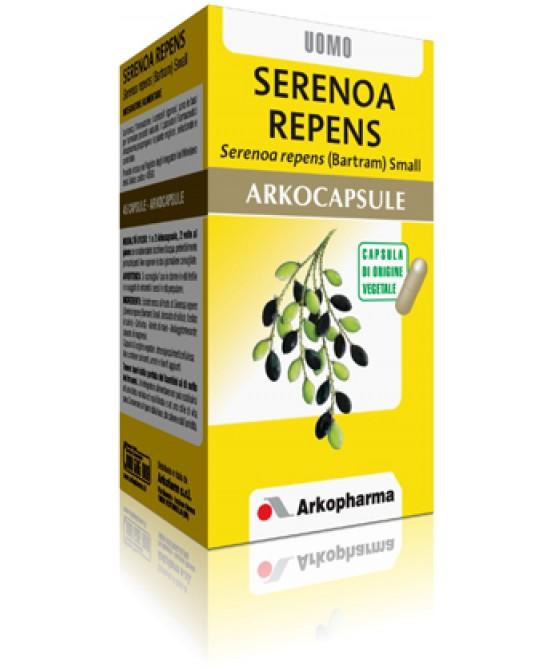 Arkopharma Serenoa Repens Arkocapsule Integratore Alimentare 45 Capsule - Zfarmacia