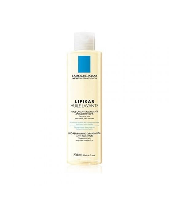 La Roche-Posay Lipikar Olio Detergente 200ml - Zfarmacia