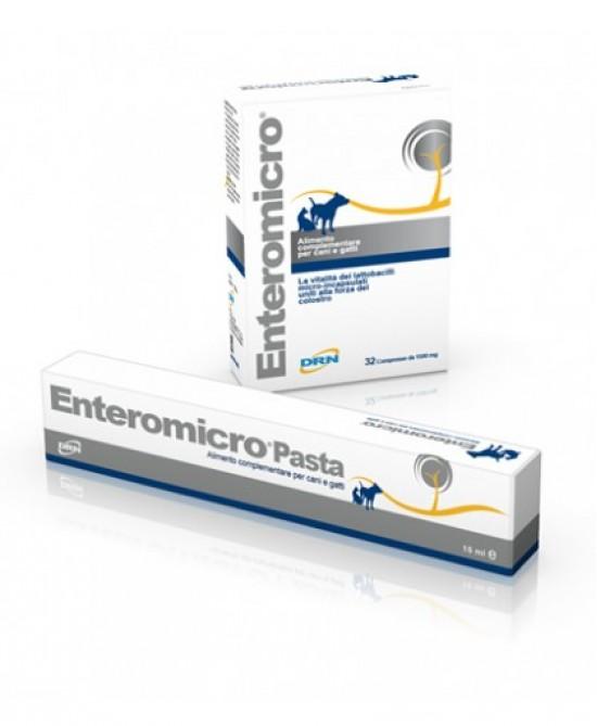 Drn Enteromicro 32 Compresse - farma-store.it